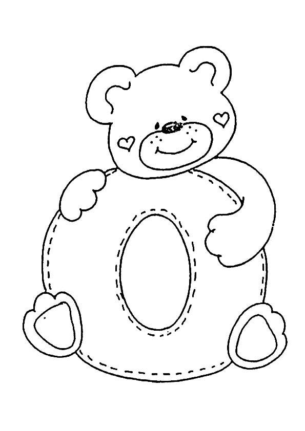 colorear-letras-O  Dibujos para colorear - Dibujos para ...