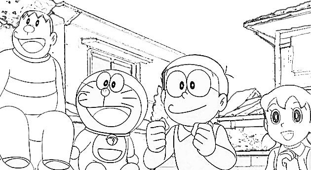 doraemon nobita y amigos