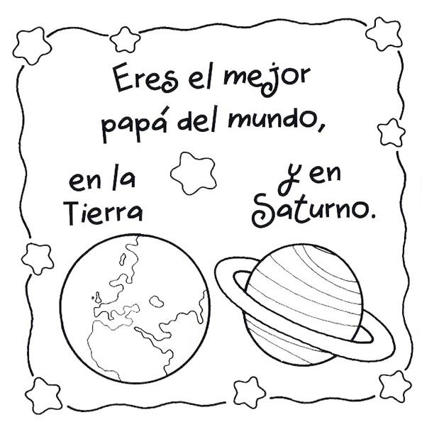 planetas para papa