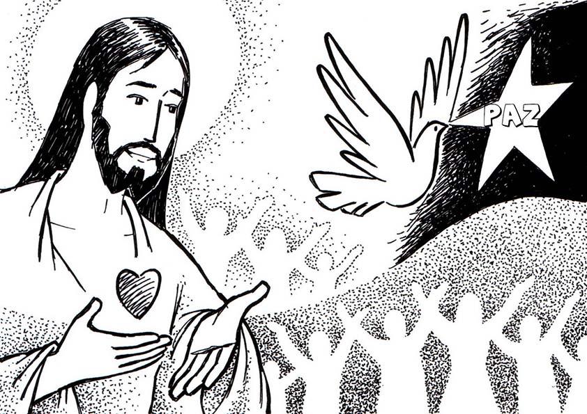 jesus y paz