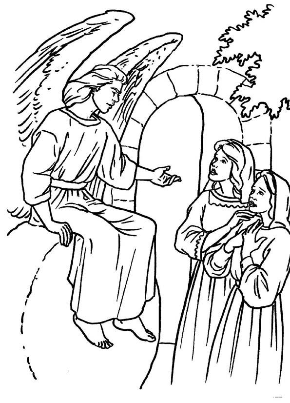 sepulcro de jesus vacio