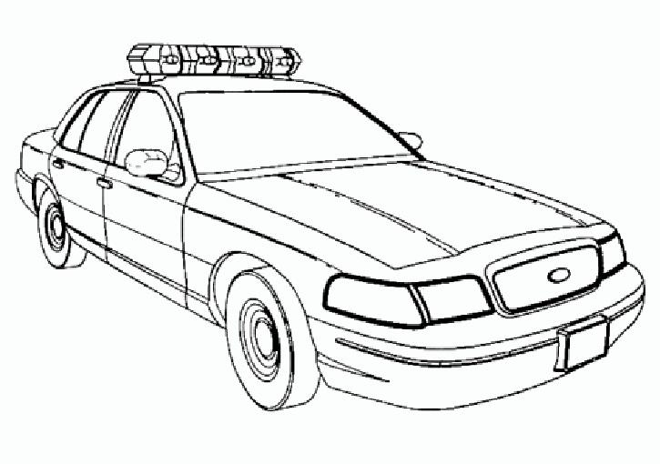 coches de policia americana