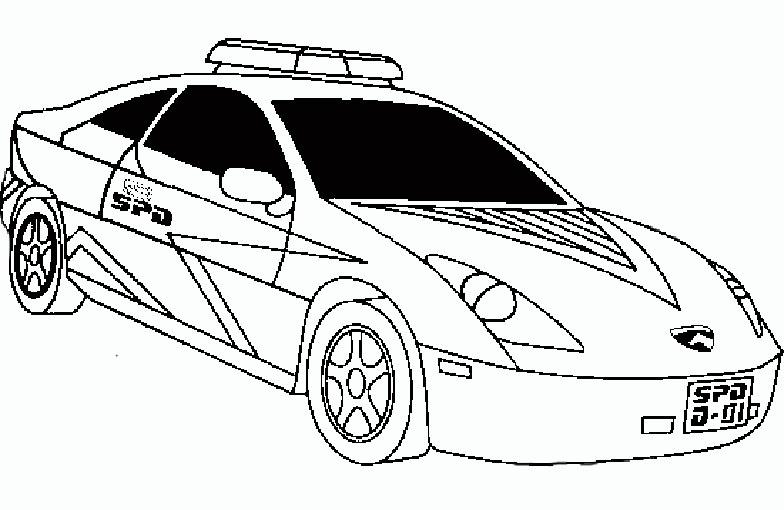 coche de policia 2