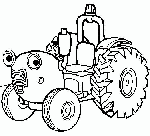 tractor 1 para pintar