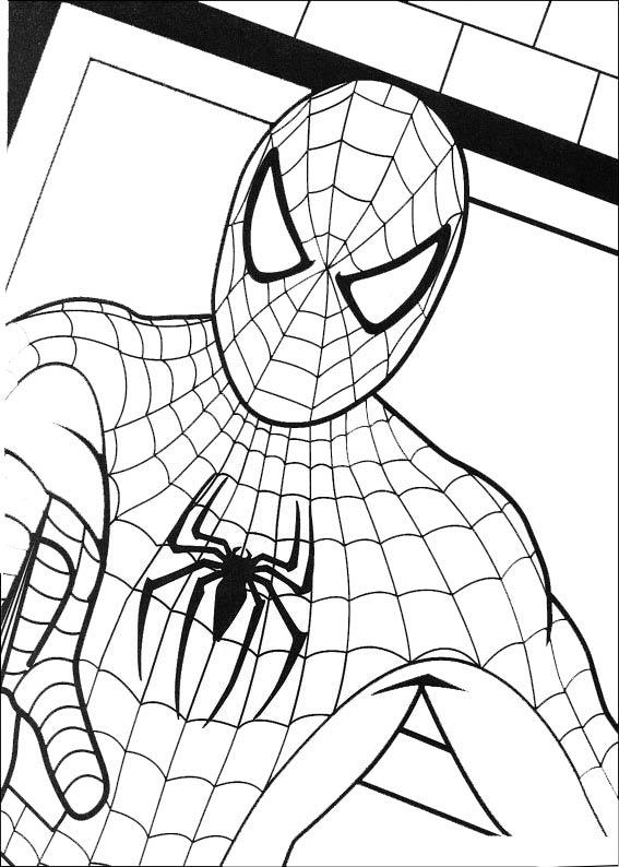 spiderman 3 para imprimir