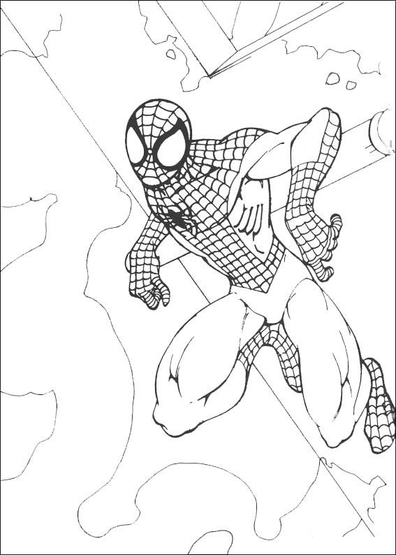 spiderman vigilante